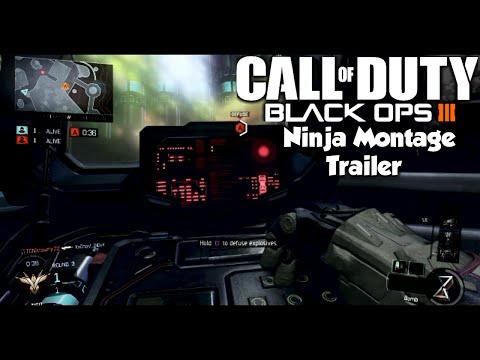 Black ops 3 Ninja Montage #2 Trailer