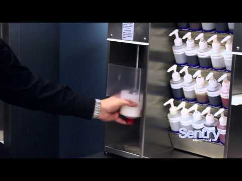 24 Flavor System Product Demo by Sentry Equipment