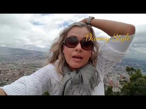 Cerro de Monserrate Bogota-Colombia Vlog#4 ||DaNnY sTyLe