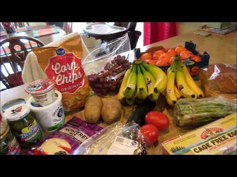 GROCERY HAUL & MEAL PLAN FOR $120 | APRIL 7-15