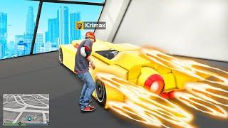 Ich KLAUE das SCHNELLSTE AUTO in GTA 5 RP!