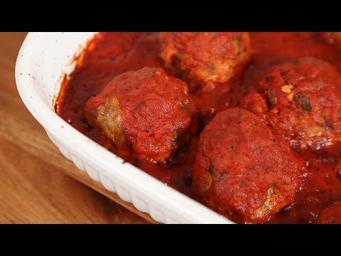Meatballs 3 Ways | Beef, Turkey & Vegan