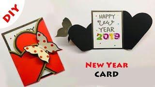 Greeting Cards Latest Design Handmade Diy Happy New Year