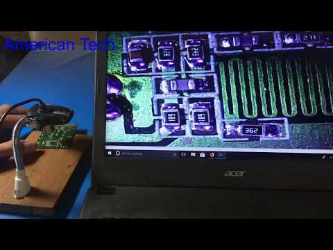 1000X zoom Microscope , How to make a high solution microscope at home