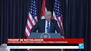 evil losers us president donald trump reacts to manchester terror attack from bethlehem