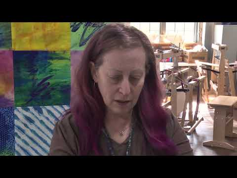 Fabric Painting Tip from Lynn Koolish