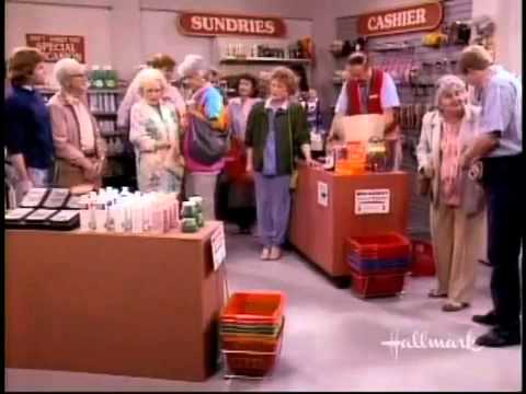 Golden Girls (condoms, condoms, condoms!)