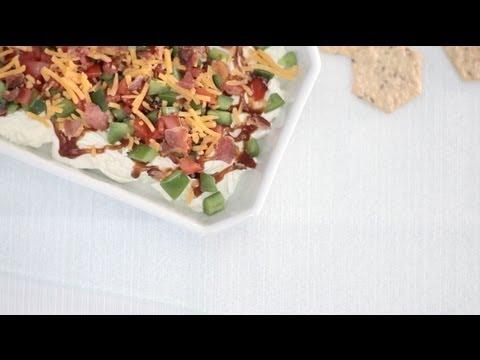 BBQ Bacon Spread Recipe   PHILADELPHIA Cream Cheese