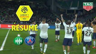 AS Saint-Etienne - Paris Saint-Germain ( 0-1 ) - Résumé - (ASSE - PARIS) / 2018-19
