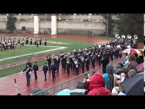 United States Air Force Total Force Band - 2017 Pasadena Bandfest