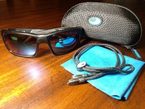 Review of the Costa Permit sunglasses