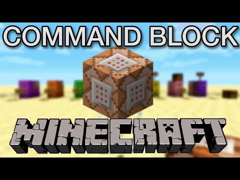Minecraft 1.8.6 Commands - Test-for