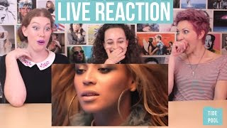 BEYONCE- Bossiest, Shadiest Moments - REACTION -  Most Diva