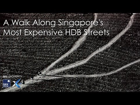 Most Expensive HDB Streets in Singapore