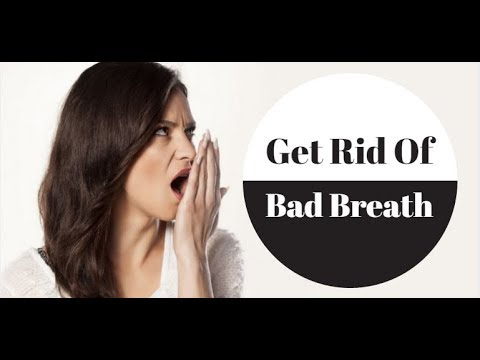 How to get rid of Bad Breath| Dr. Rishi Seth