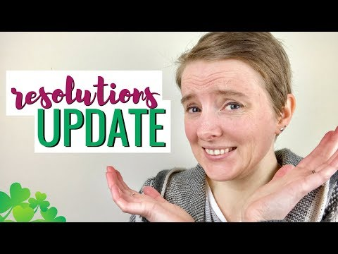 My 2017 Resolutions UPDATE | What's The Final Result?