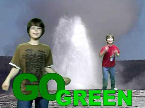 We Are Planetpals-Go Green Rap