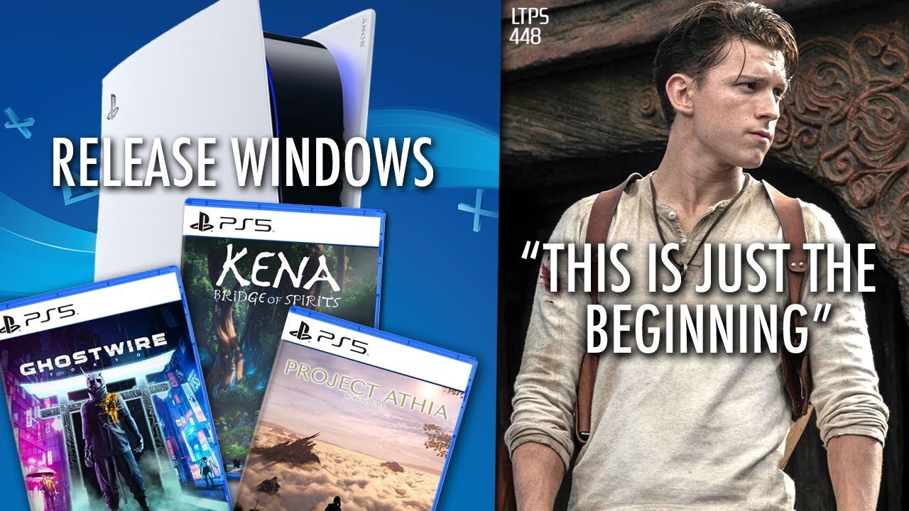 2021+ PS5 Exclusives Have New Release Windows. | More TV And Movie's For PlayStation. - [LTPS #448]