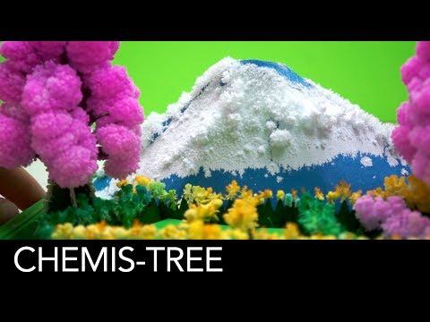 How To Make A Crystal Growing Kit - ASMR