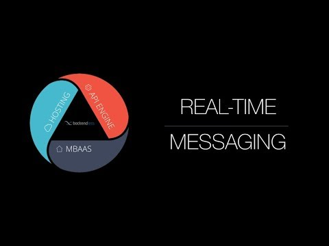 Introducing Real-Time Messaging