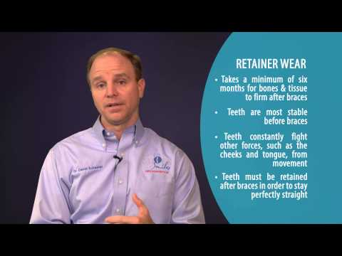 Do I have to wear a retainer? | Retainer Wear Part 1