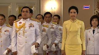 Thai king endorses coup leader as prime minister
