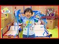 Chuck E Cheese Box Fort Arcade Games With Ryan Toysreview