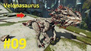 ARK: Extinction #09 - Mình Đã Tìm Thấy Velonasaur, Bắn Sướng Lắm Mấy Bạn Ơi ^^