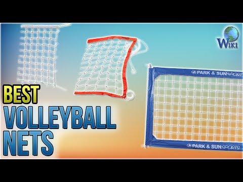 10 Best Volleyball Nets 2018