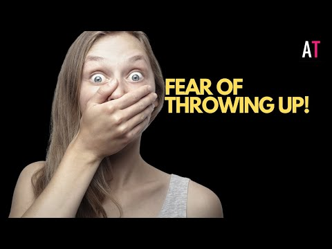 Does Your Anxiety Make You Feel Like Throwing Up?! (Learn how to get rid of it)!