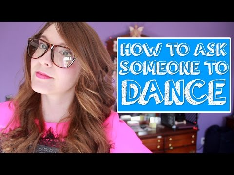 How to Ask Someone to Dance