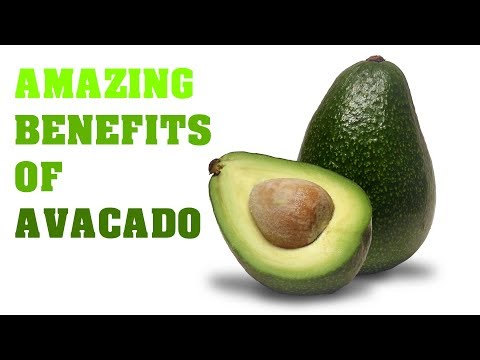 Eat Avacado For 7 Days, THIS Will Happen To Your Body!