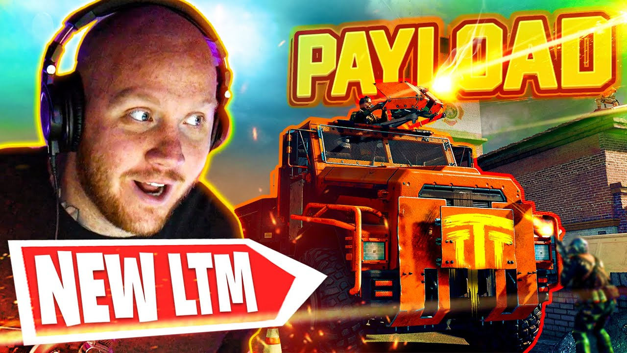 TIMTHETATMAN TRIES THE NEW LTM FOR WARZONE!