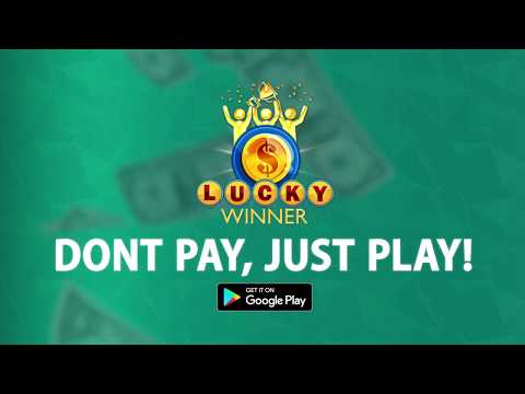 Lucky Winner - Win Real Money Daily!