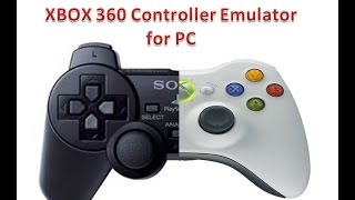 Tested Toca Edit Xbox 360 Controller Emulator V32877 For Pc