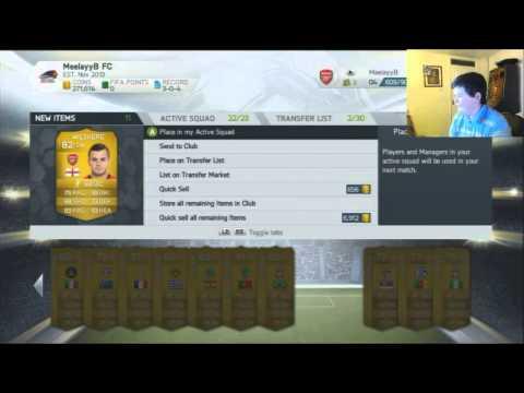 FIFA 14  2x 50,000 packs! 12 Rare Players! - FIFAutcoinstore