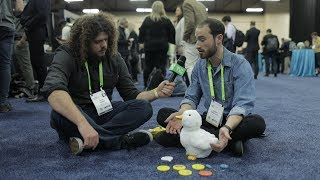 5 products from TC's first day at CES