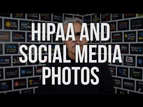 HIPAA & Social Media Photos In Your Practice