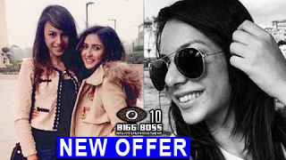 Bigg Boss 10 Fame Nitibha Kaul Offered A NEW SHOW | Moves In With Aakanksha Sharma | Bigg Boss 10