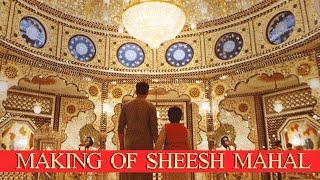 Prem Ratan Dhan Payo | The Making of Sheesh Mahal | Salman Khan & Sooraj Barjatya