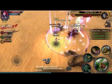 Clash for Dawn - demon (70 level) - 2