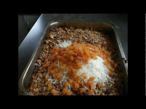 How to make Homemade Muesli - Super Healthy