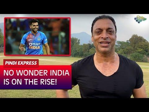 Xxx Mp4 Shoaib Akhtar India Is On An Another Level Ind Vs Ban T20 Deepak Chahar Pindi Express News 3gp Sex