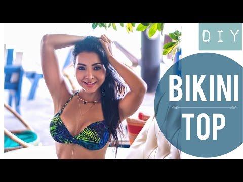 Como Hacer: Bikini Top de Banda (Bandeau Top)