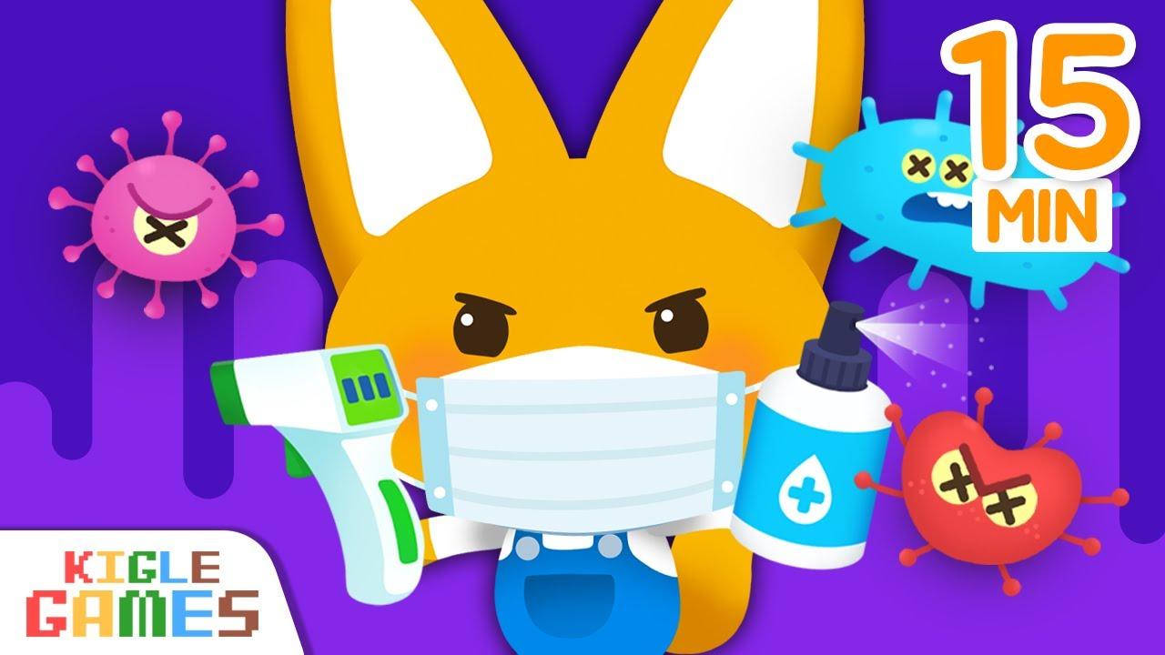 Pororo's Life Safety Non Stop Play   Special Topics   Pororo the Little Penguin   KIGLE GAMES