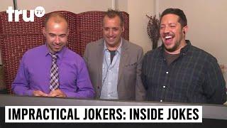 Impractical Jokers: Inside Jokes - Secret Agent Randy Beans   truTV