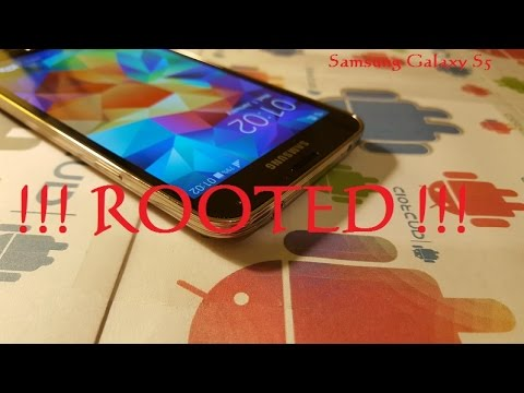 How to root Samsung Galaxy s5 4.4.2 KitKat