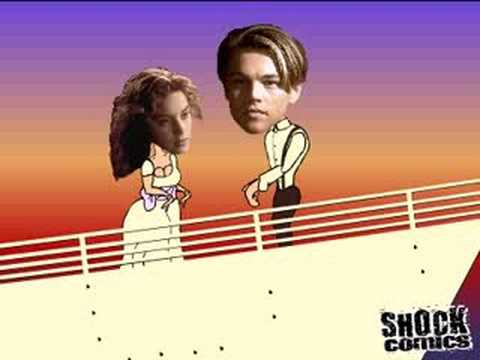 Deleted Titanic Scene