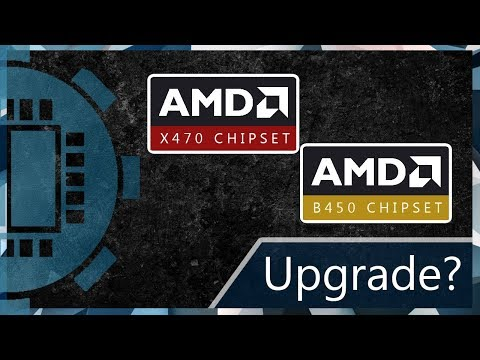 Should You Upgrade Your AMD Ryzen 300 Motherboard Chipset To a 400 Chipset