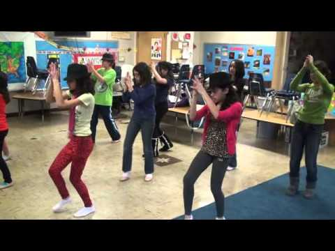 Persian Dance Class for the Youth